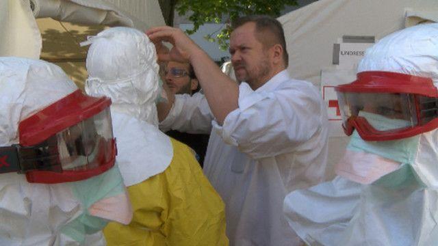 Idadi ya watu walioaga dunia kutokana na ugonjwa wa Ebola