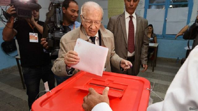 بدء حملات انتخابات الرئاسة في تونس