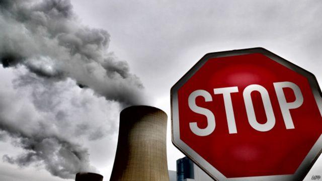 'कार्बन उत्सर्जन न रुका तो नहीं बचेगी दुनिया'