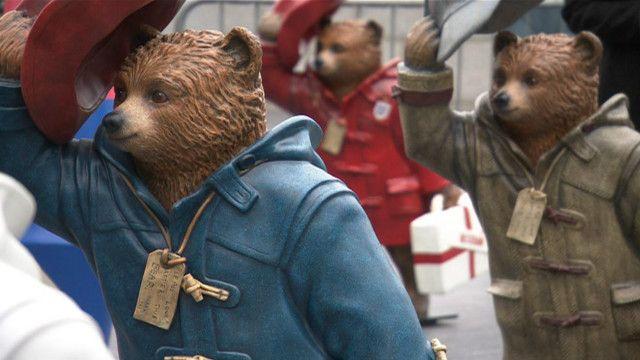 帕丁顿小熊