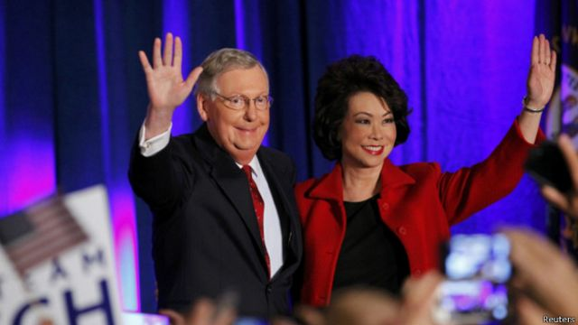 Elecciones en EE.UU.: los republicanos controlan ambas cámaras del Congreso