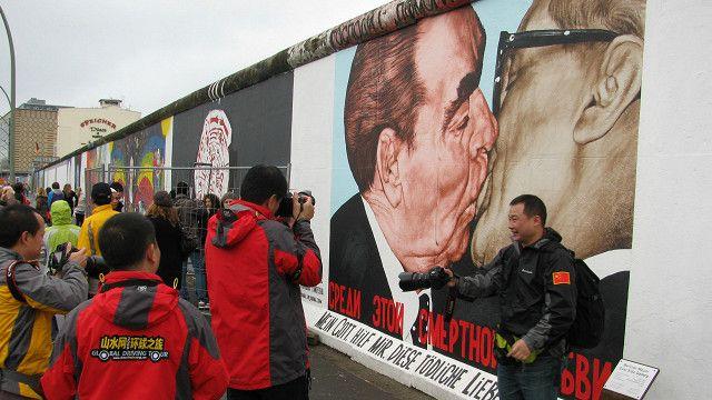 Đoạn còn lại của Bức Tường Berlin
