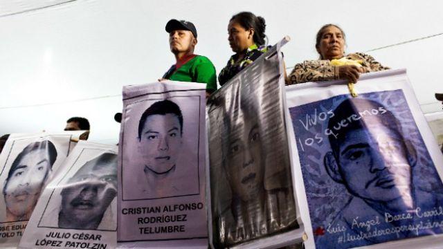 México: las últimas horas de los estudiantes desaparecidos en Iguala