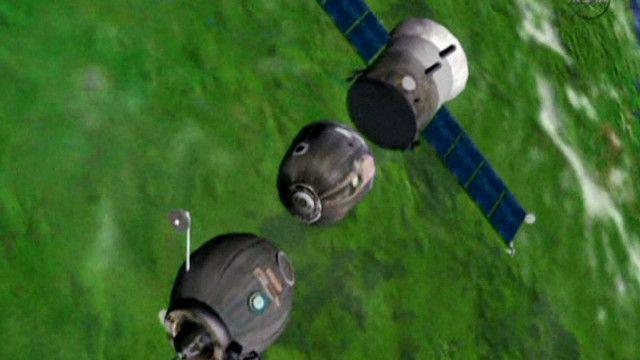 مركبة الفضاء الروسية سويوز