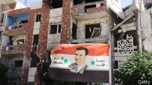 Cómo se mantiene al Asad en el poder pese a la brutal guerra civil en Siria