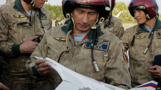 Rusia dice que sus aviones militares patrullarán el Golfo de México