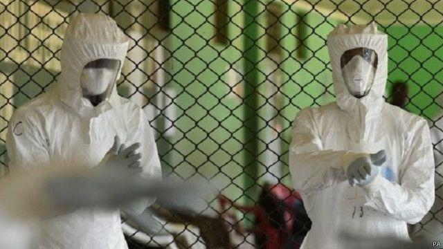 استعدادات لاختبار علاج فعال لمرض الإيبولا