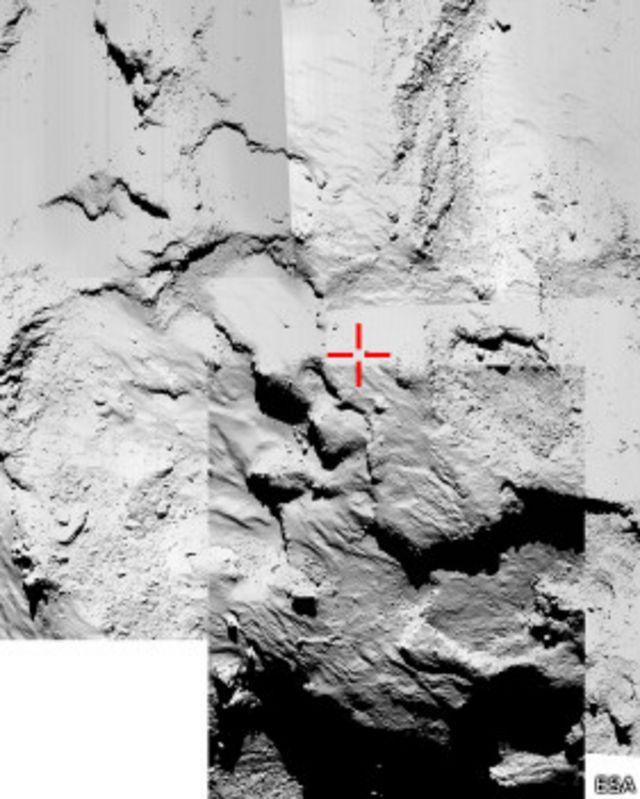 Rosetta: Pil sorununa karşın sondaj başlatıldı