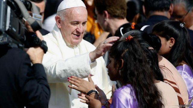 Vatikan yoksullara destek sözünü tutuyor
