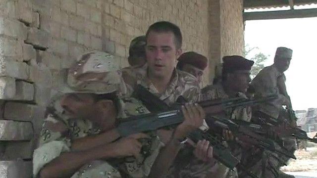 جنود عراقيون