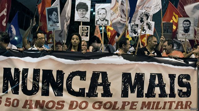Brasil: ¿cuántas fueron las víctimas del régimen militar?