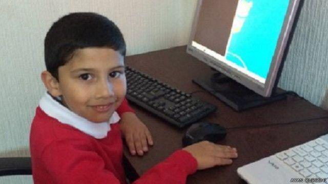 خبير كمبيوتر من مايكروسوفت في الخامسة من عمره