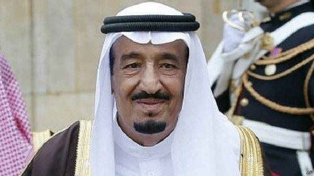 موضوع انتقال السلطة في السعودية