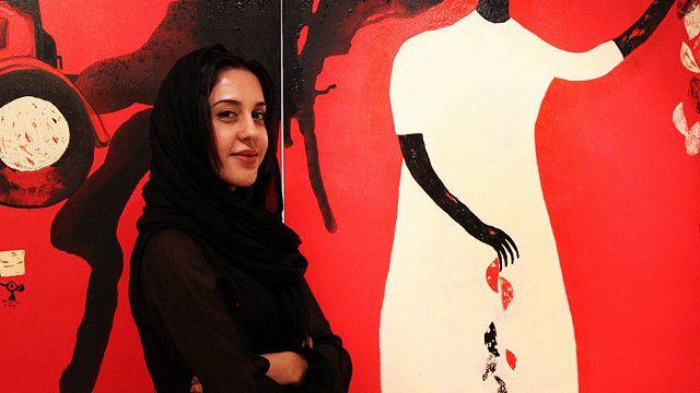 راشین خیریه، گرافیست، تصویرگر و نقاش ایرانی