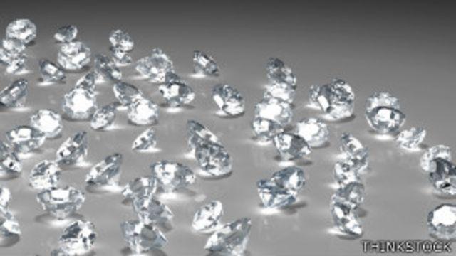 Cómo hacer diamantes con mantequilla de maní