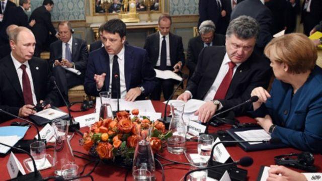 Война на Донбассе в цифрах, фактах и перемириях