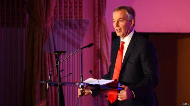 Revuelta en Save the Children por un premio a Tony Blair