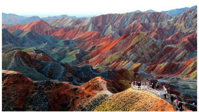 DERGİ - Doğal ortamlarda oluşmuş renk cümbüşleri