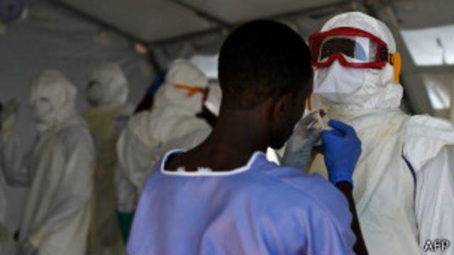 """Avance """"alentador"""" en primera vacuna contra el ébola"""
