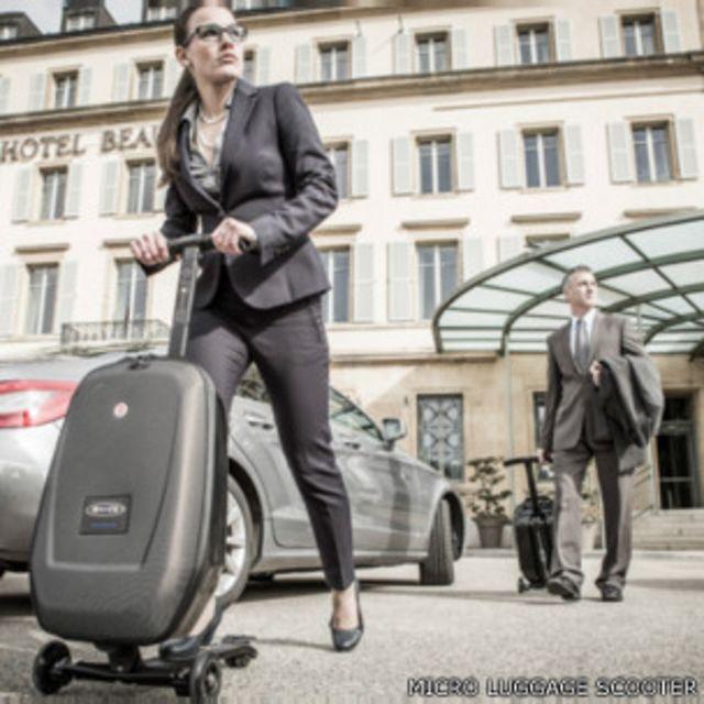 3 tecnologías para que dejes de odiar viajar con maleta