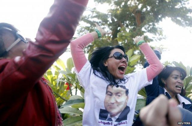 Corte en Egipto absuelve a expresidente Mubarak
