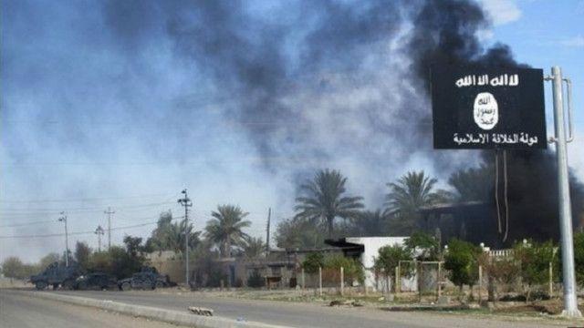 Авиаудар в Ираке