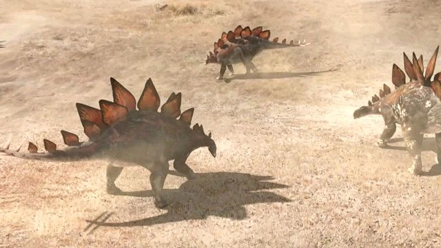 ديناصور ستيجو سورس