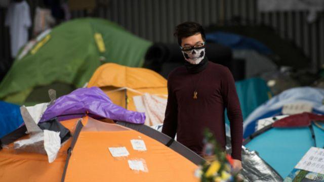 香港觀察:支持「佔中」,赫然失去的自由