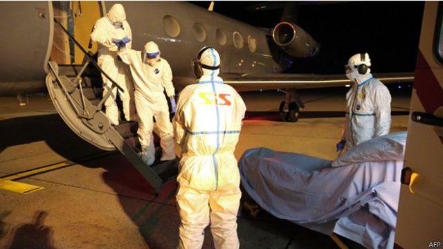شفاء طبيب كوبي اصيب بايبولا في سييرا ليون