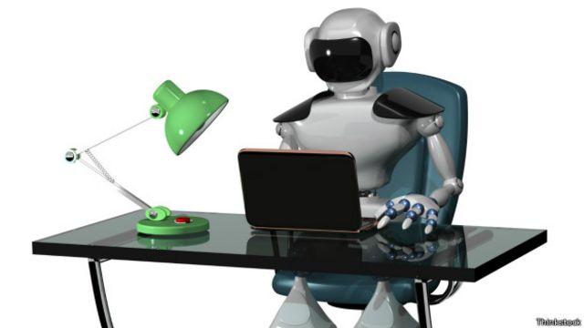 ¿Cómo sabe Google si eres un robot o un humano?