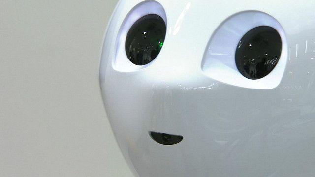 機器人「胡椒」Pepper