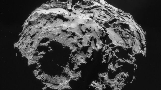 Rosetta: Su kaynağımız kuyruklu yıldızlar değil
