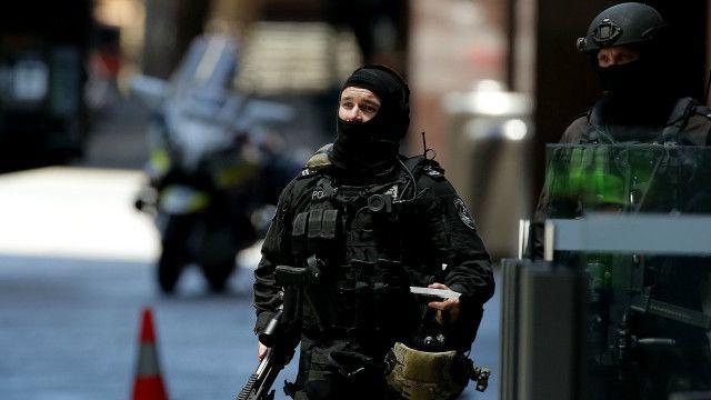 Захват заложников в Австралии