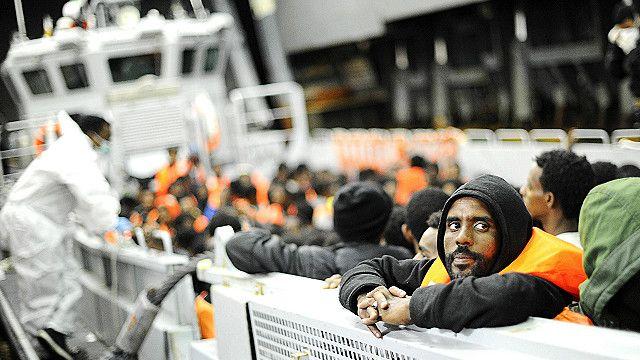 Migrant, death