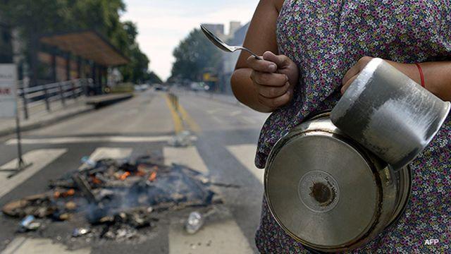 Argentina: qué hay detrás de los apagones que enfadan a los ciudadanos