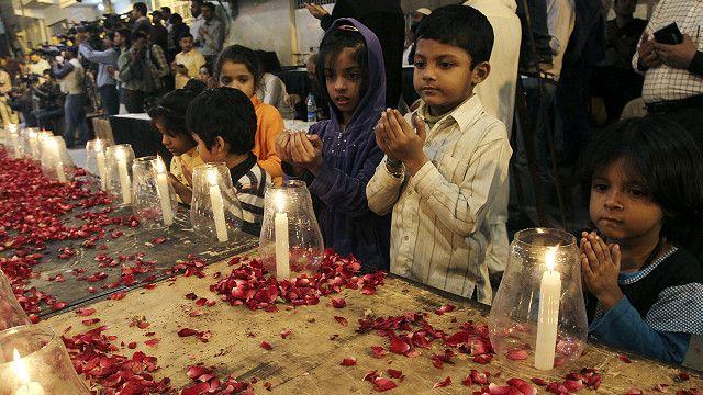 pakistan funeral
