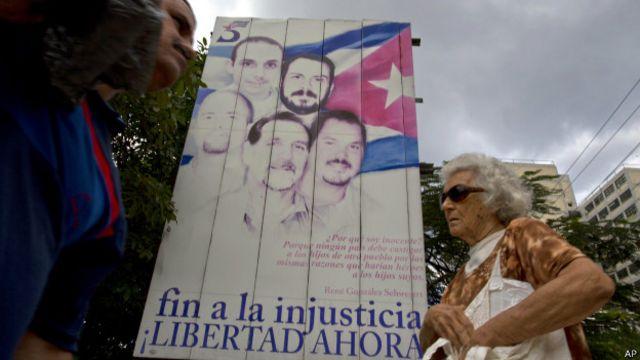 El cubano liberado que espiaba para Estados Unidos