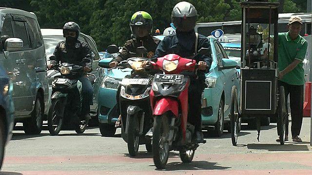 jakarta, bike ban, indonesia