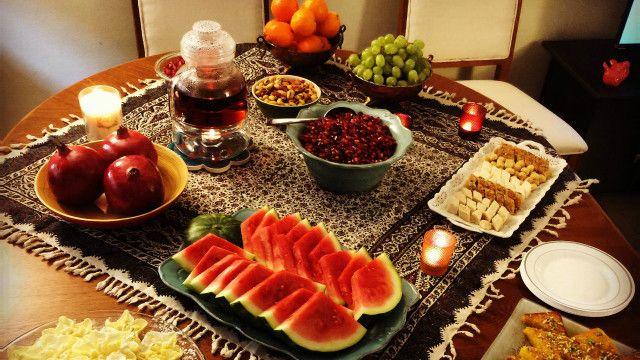 جشن شب یلدا در افغانستان