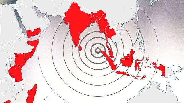 A 10 años del tsunami en Asia