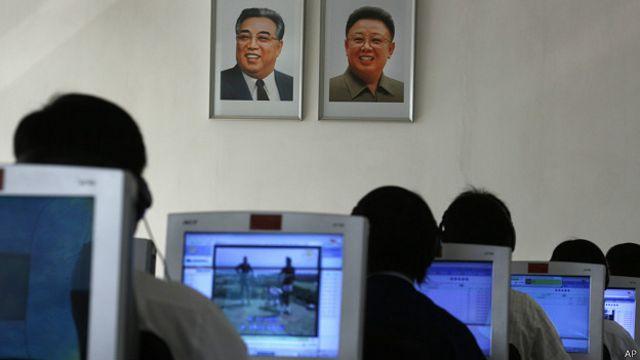 ¿Quién está detrás del apagón de internet en Corea del Norte?