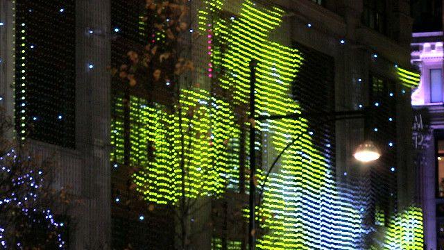 倫敦聖誕燈飾