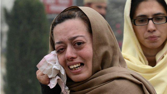 سانحہ پشاور میں مرنے والے بچوں کے والدین نے تنظیم قائم کی ہے تاکہ وہ متحد ہو ک کام کر سکیں
