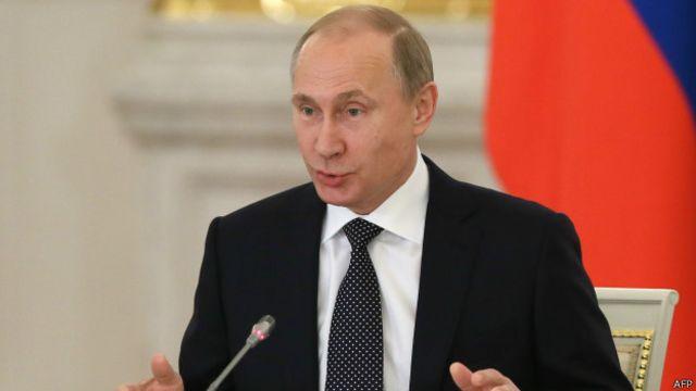 Putin pide frenar la subida de precios del vodka
