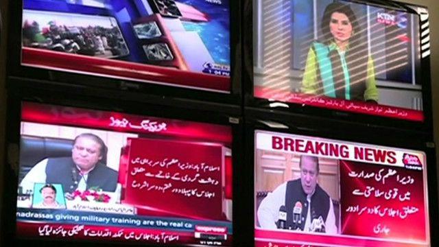 پاکستانی میڈیا