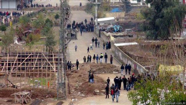 Cizre'de sokak çatışması: 2 ölü