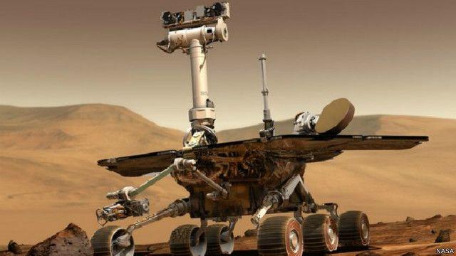 """ناسا تخترق مركبة """"أوبورتيونيتي"""" لإصلاح خلل في الذاكرة"""