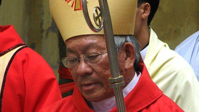 Tống Giám mục Nguyễn Văn Nhơn