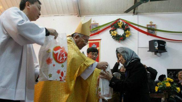 Tổng Giáo mục Hà Nội, Phê-rô Nguyễn Văn Nhơn