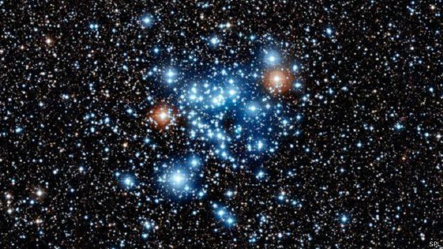سرعة دوران النجوم تحدد أعمارها
